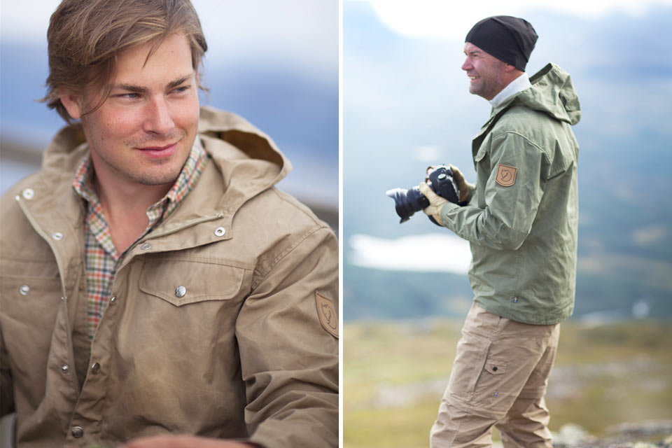 Куртка Fjallraven Greenland No. 1