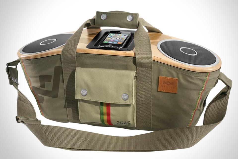 Музыкальная сумка House of Marley Bag of Riddim