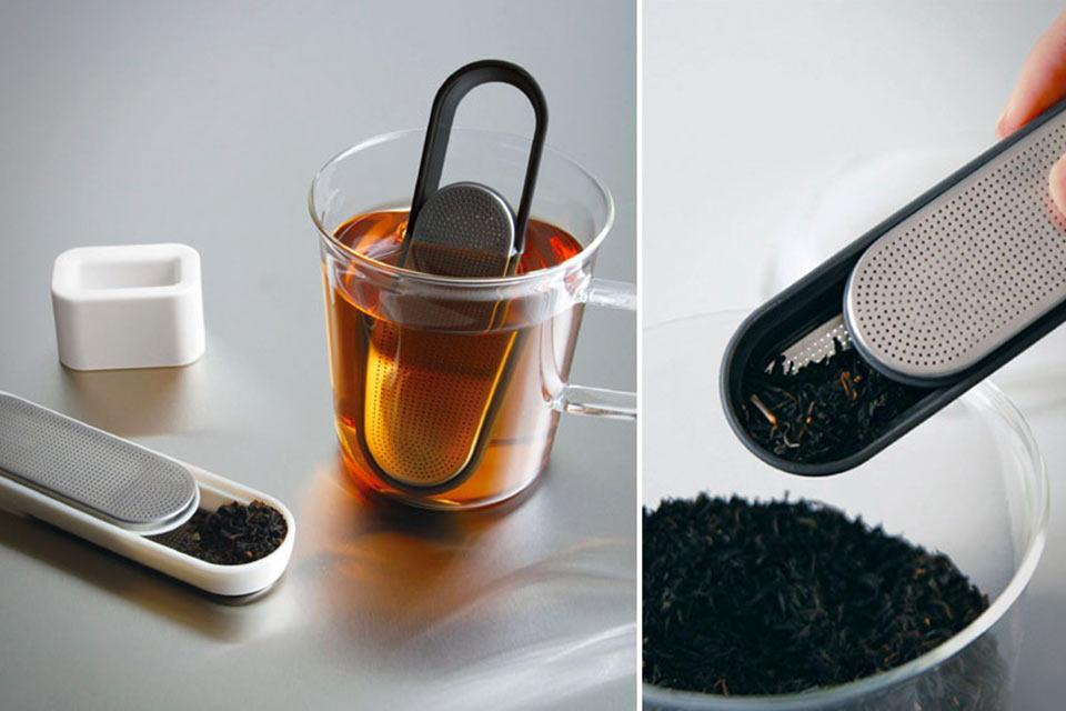 Чайное ситечко Kinto Loop Tea