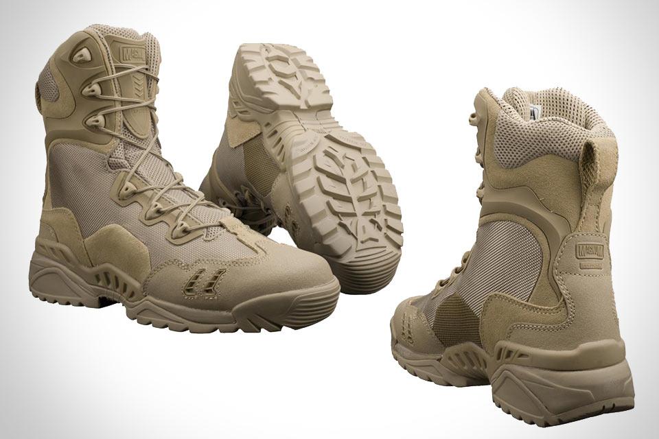 Тактические ботинки Magnum Spider 8.1 Desert HPI