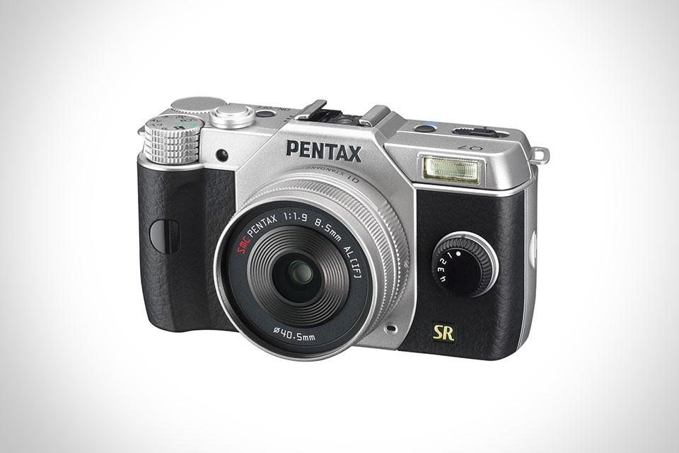 Фотоаппарат Pentax Q7
