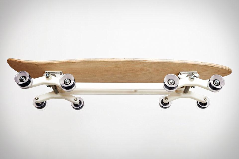 8-колесный скейт Stair Rover