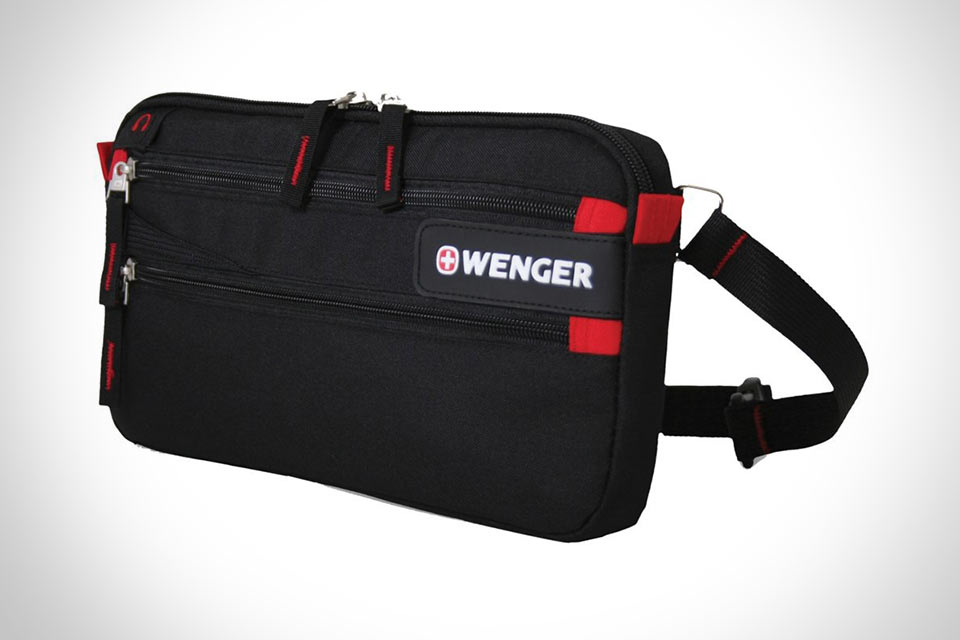 Маленькая сумка Wenger Horizontal Accessory Bag