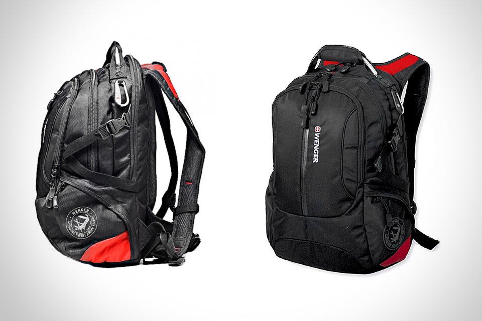 Повседневный городской рюкзак Wenger Large Volume Daypack