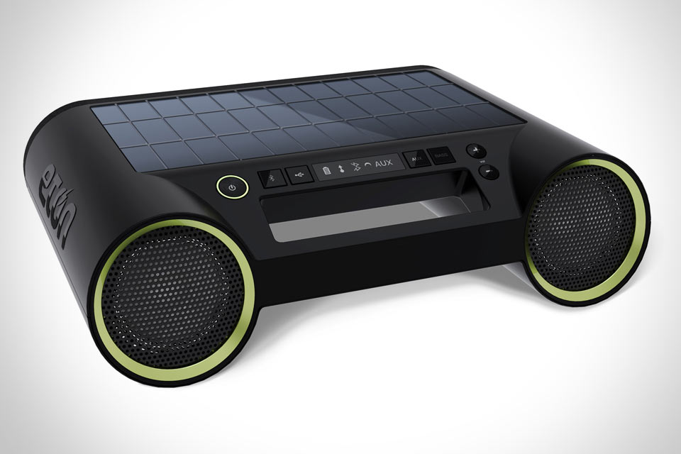 Акустика на солнечных батареях Eton Rukus Solar