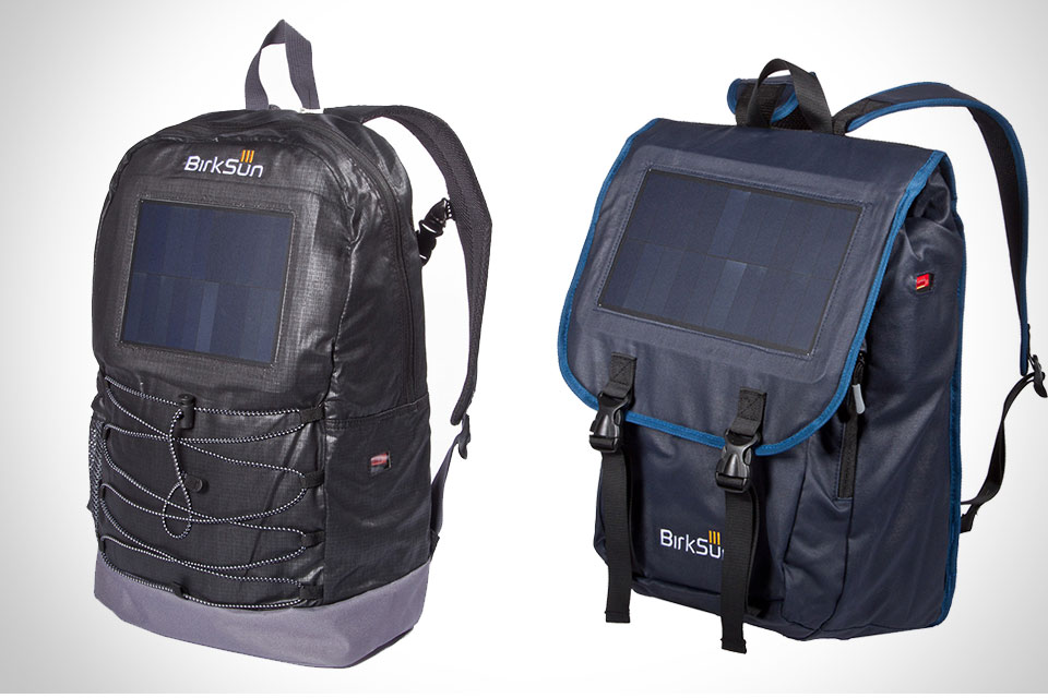 Рюкзаки BirkSun Solar