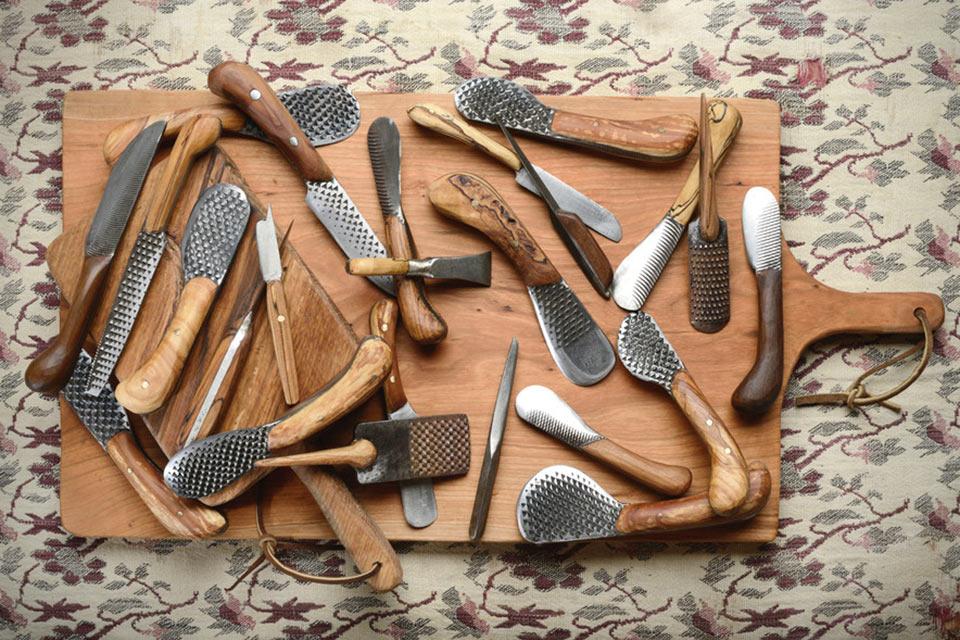 Кухонные ножи Chelsea Miller