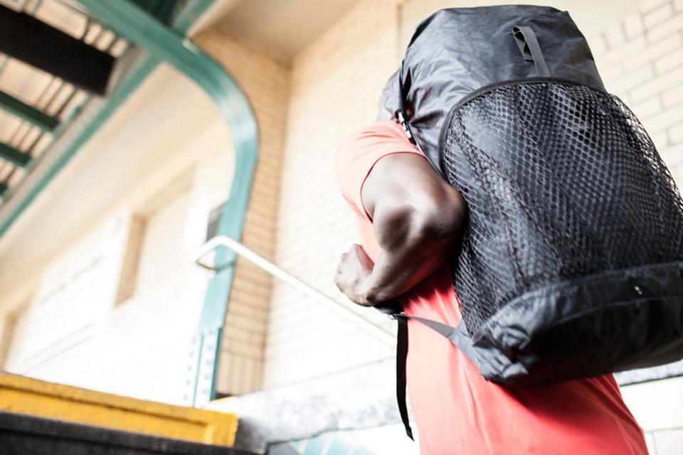 Рюкзак Outlier Hypercity Pack из ткани крепче стали