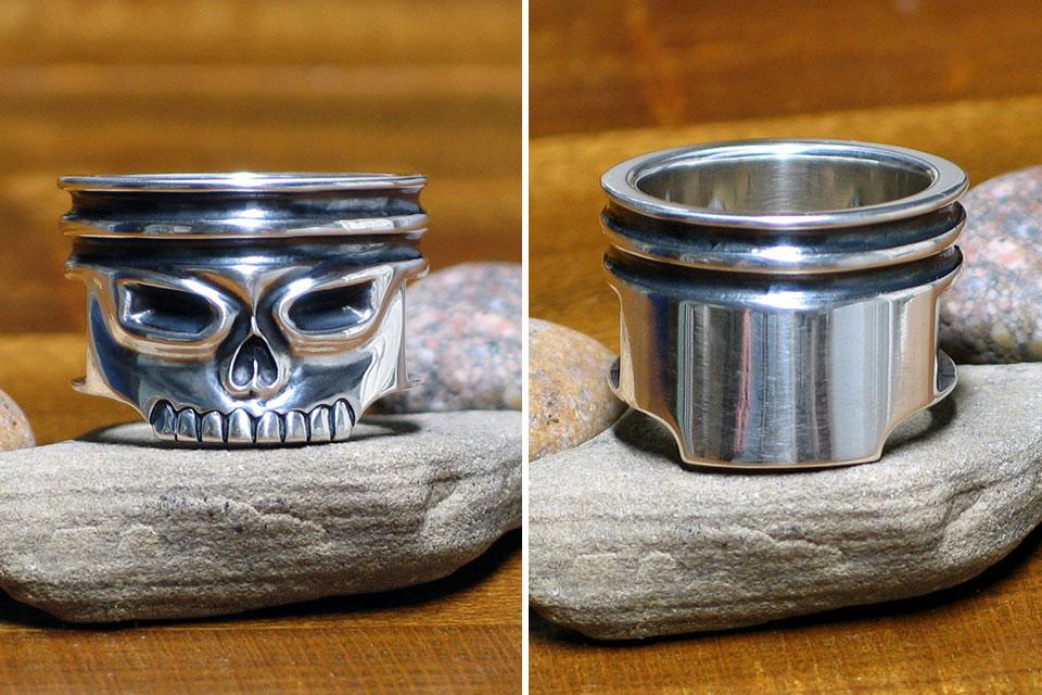 Кольцо-поршень Piston Skull