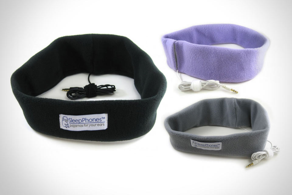 Наушники для сна SleepPhones