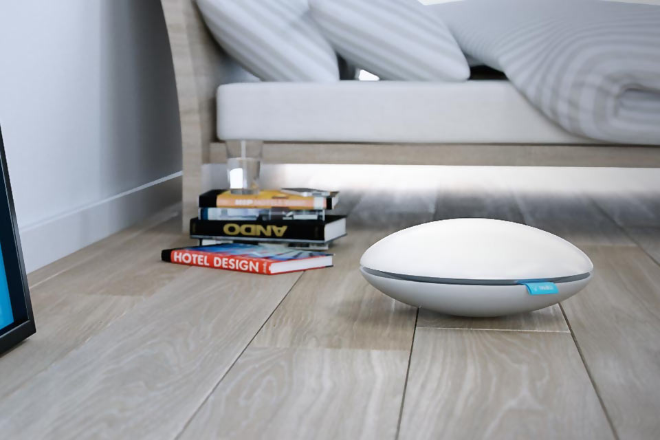 Лампа-будильник iWaku