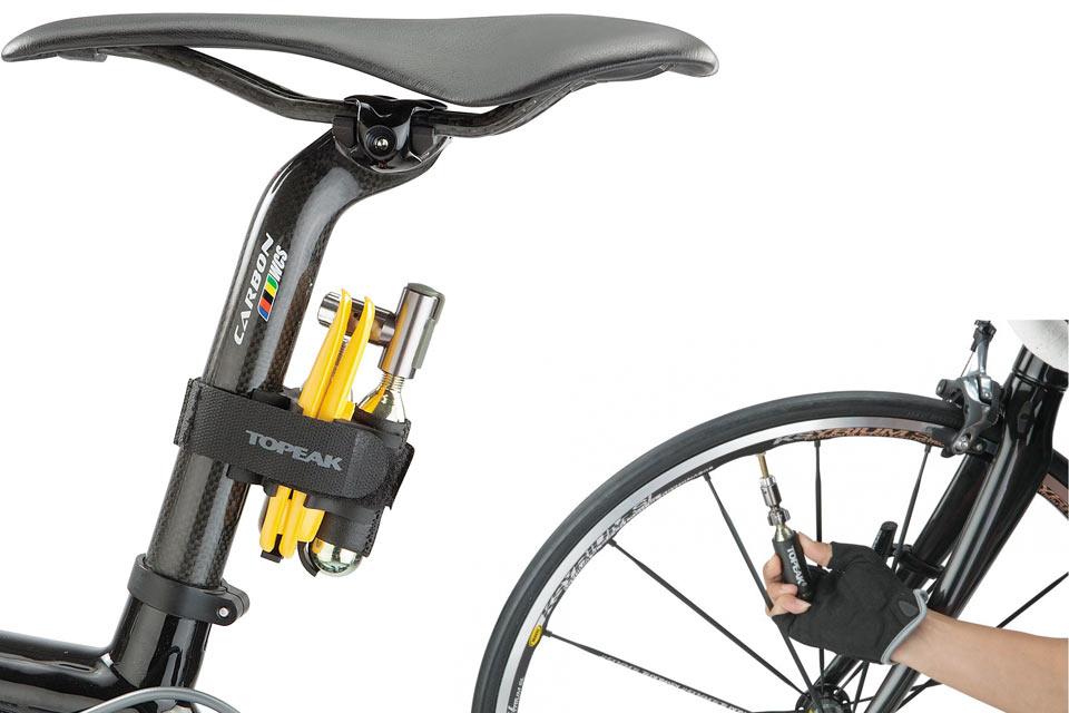 Велосипедный насос-инфлятор Topeak AirBooster Race Pod