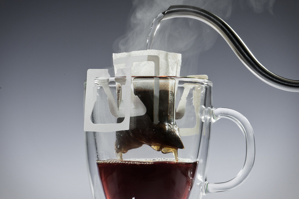 Кофе для заварки вручную Caffe Borsa