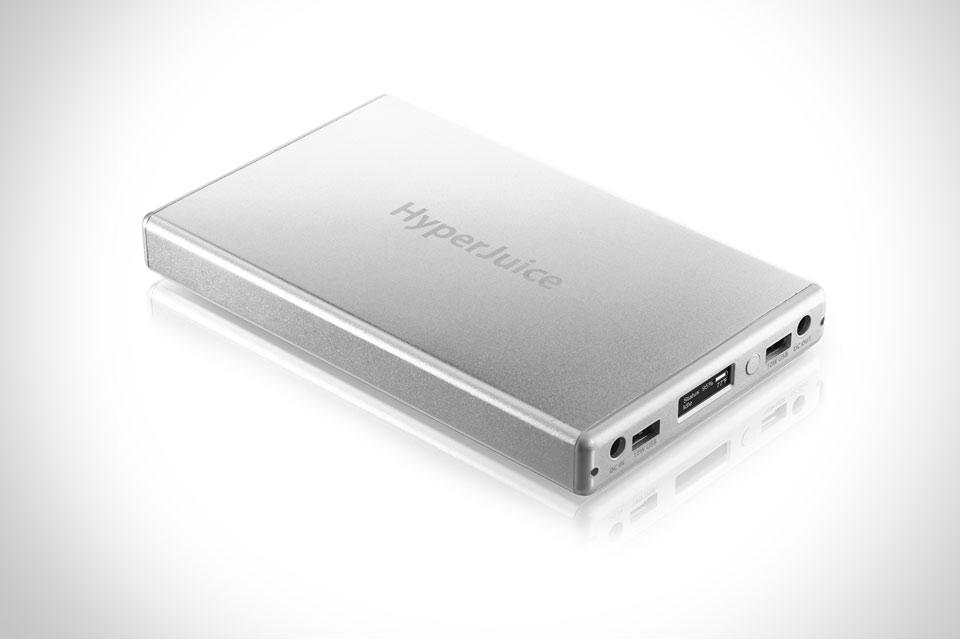 Внешний аккумулятор HyperJuice 2 для MacBook