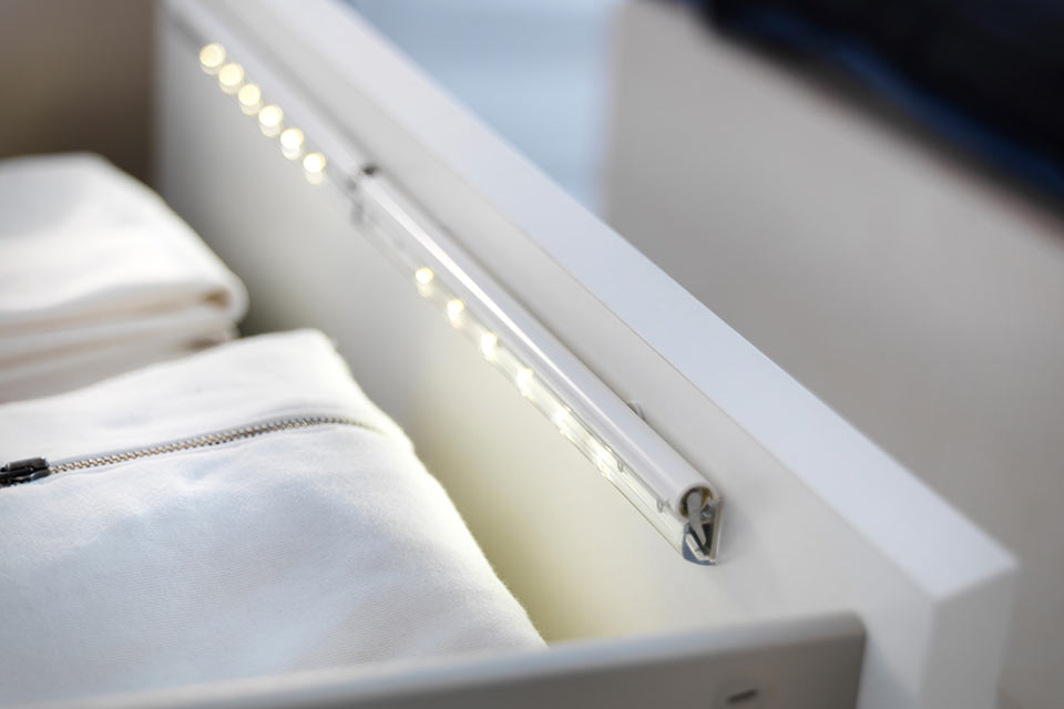Подсветка для шкафчиков IKEA Dioder