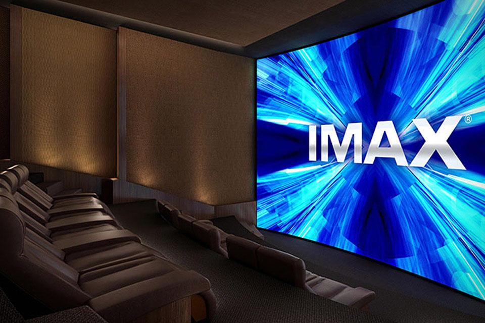 Персональный кинотеатр IMAX
