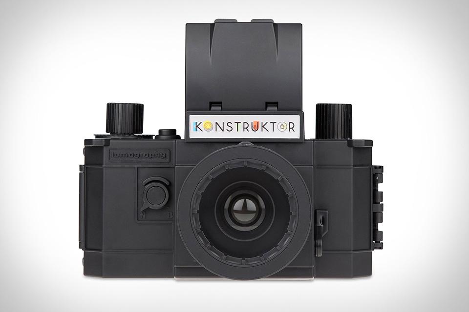 Ломографическая SLR-камера Konstruktor