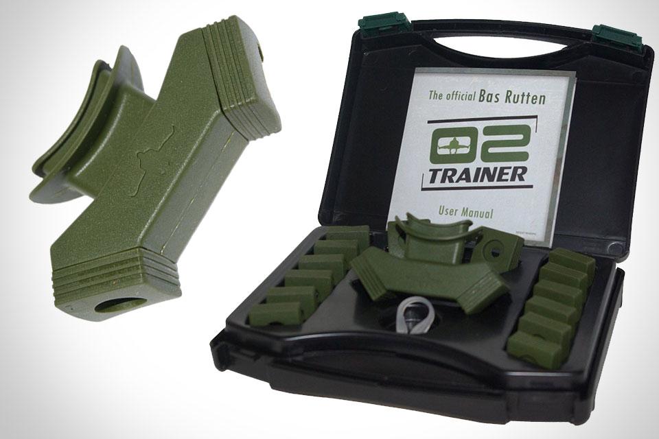 Тренажер для развития легких Bas Rutten O2 Trainer