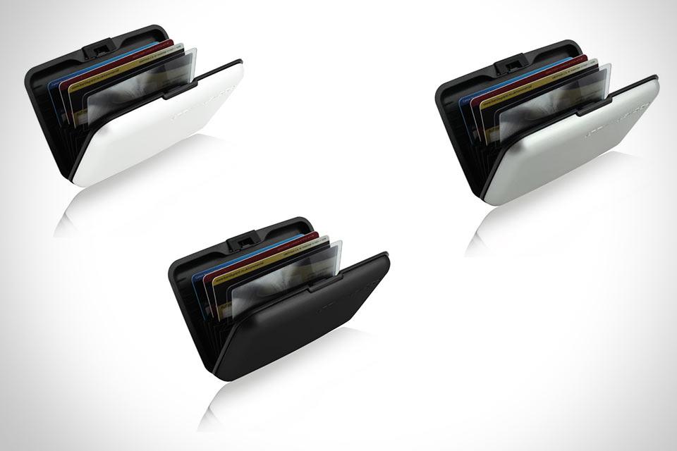 Защитный кошелек Pocket Vault для кредиток и электронных удостоверений