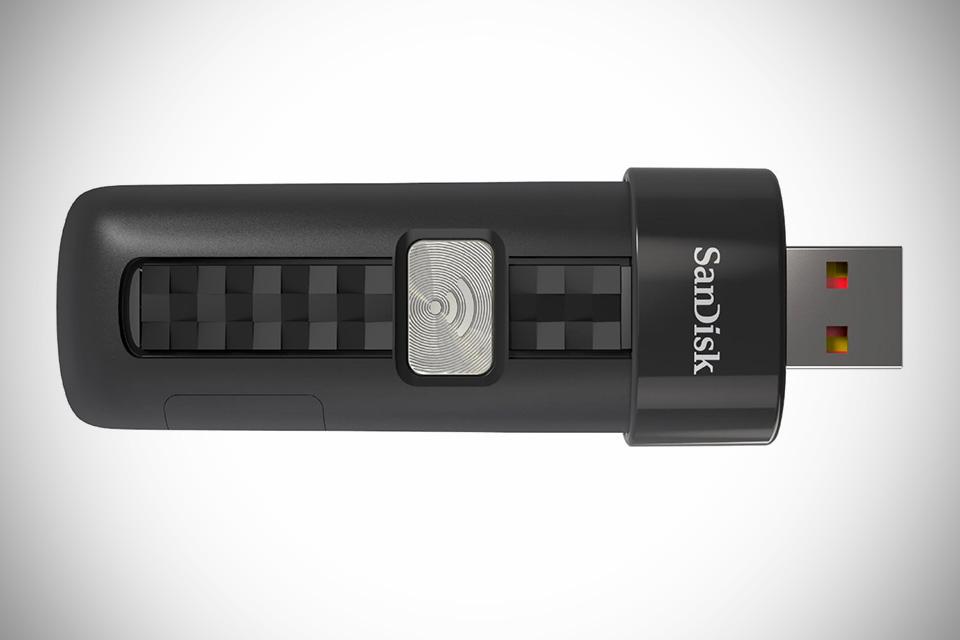 Беспроводная флешка SanDisk Connect Wireless Flash Drive