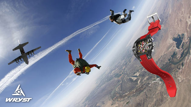 Sport_watch_Skydiving_wryst