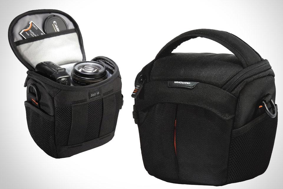 Защищенная сумка для фотокамеры Vanguard 2GO 15