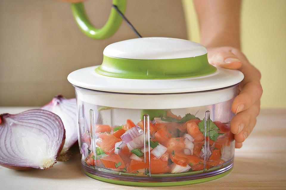 Ручной миксер для салатов VeggiChop