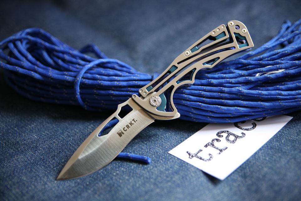 Нож CRKT Nirk Tighe