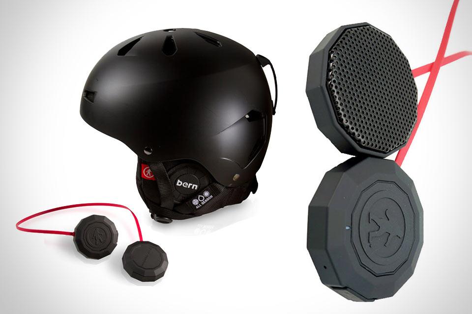 Беспроводные наушники Outdoor Tech Chips для шлемов
