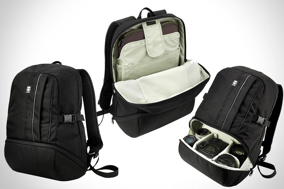 Рюкзак с секретным фотокарманом Crumpler Jackpack Half Photo