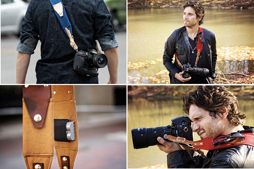 Ремень с кармашками HoldFast Ruck Strap для фотокамеры