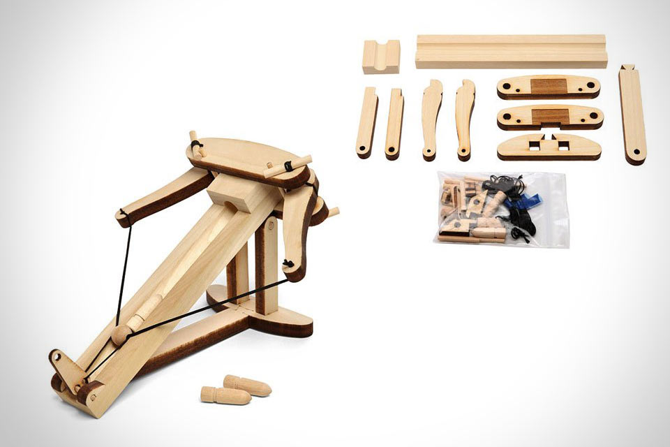 Мини-баллиста Miniature Ballista Kit