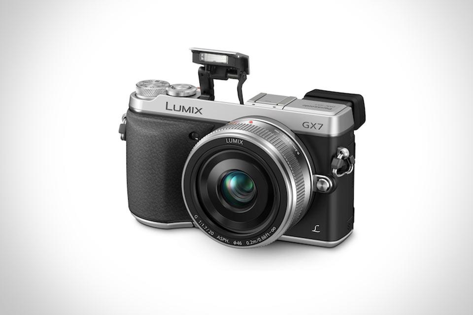 Фотокамера Panasonic Lumix GX7
