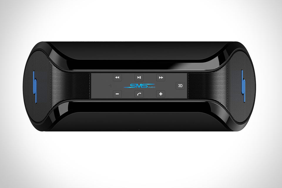 Портативная колонка SYNC by 50 с 3D-звуком, NFC и Bluetooth 4.0