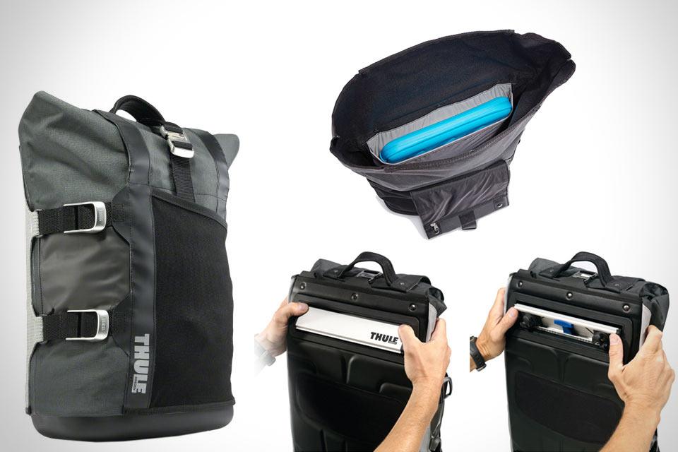 Велосипедная сумка с магнитным креплением Thule Pack 'n Pedal Commuter Pannier
