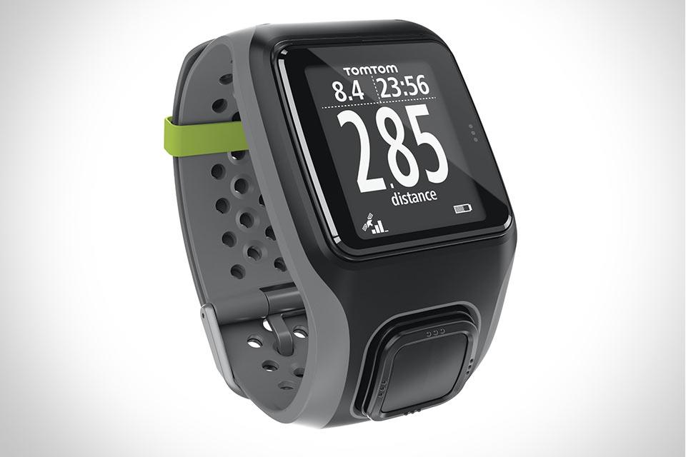 Носимый спортивный компьютер TomTom Multi-Sport GPS Watch