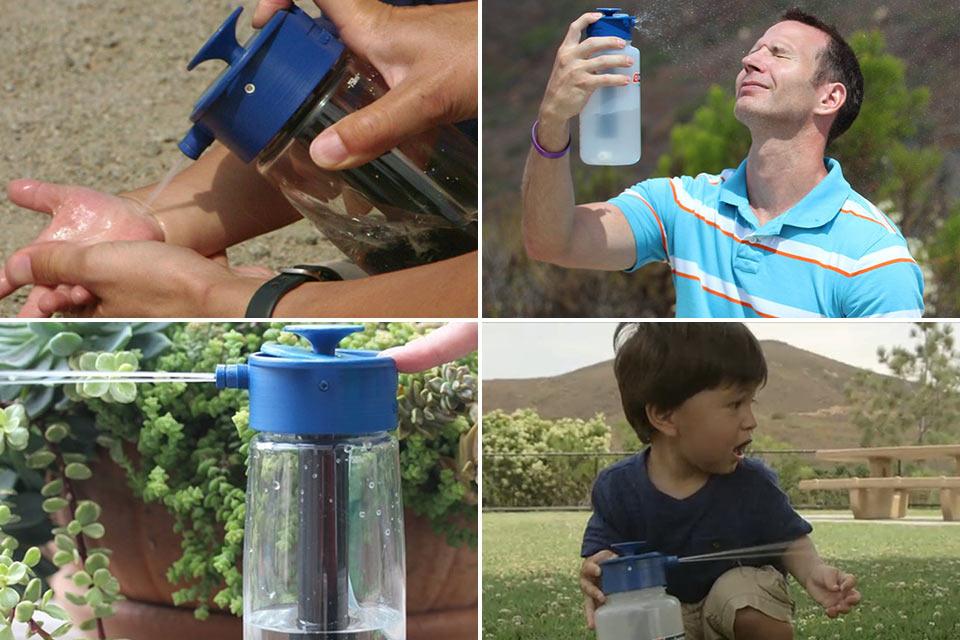 Портативная водяная помпа AQUABOT