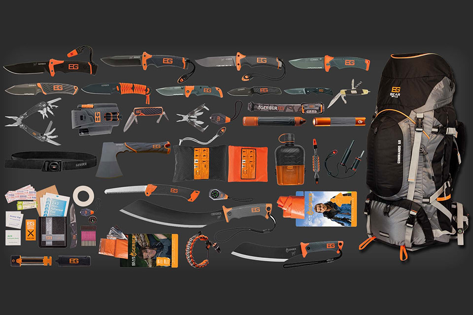 сколько ножей нужно в походе чат опытным специалистом