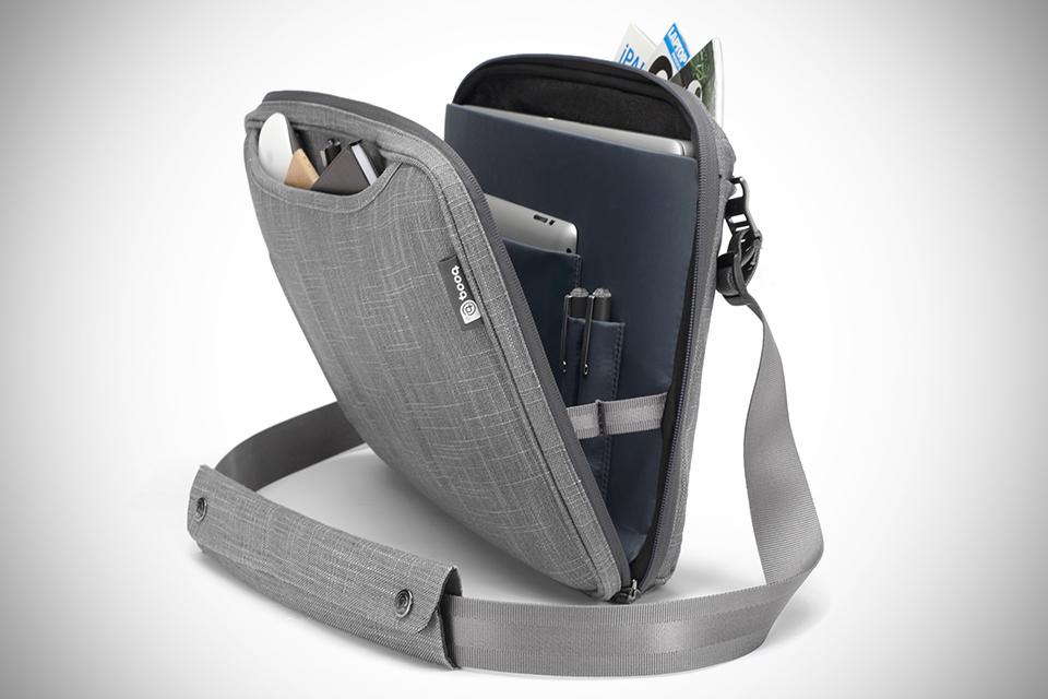 Плоская сумка для ноутбука Booq Viper Courier Laptop Bag