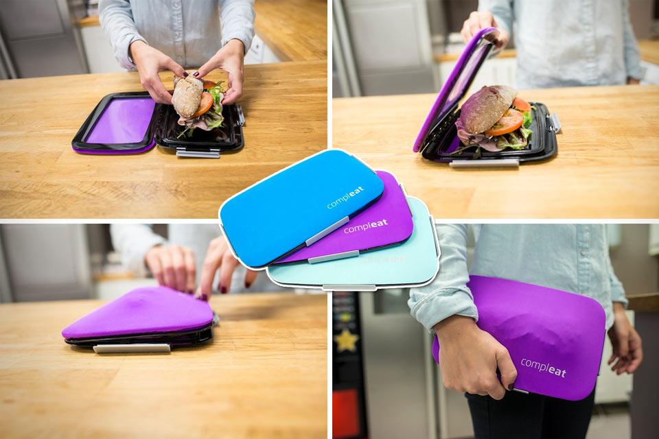 Гибкий ланчбокс Foodskin Flexible Lunchbox