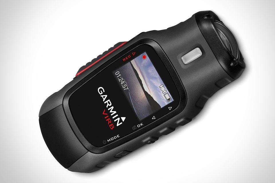 Водонепроницаемая экшн-камера Garmin Virb