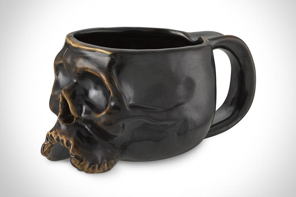 Набор кружек-черепов Halloween Skull