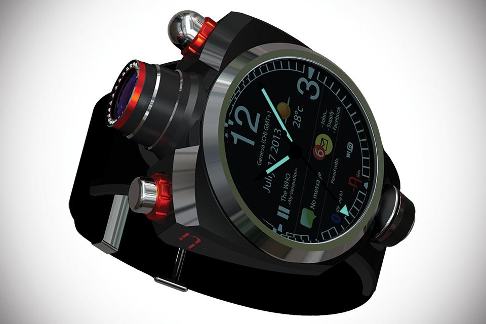 Смартчасы  Hyetis Crossbow Smartwatch