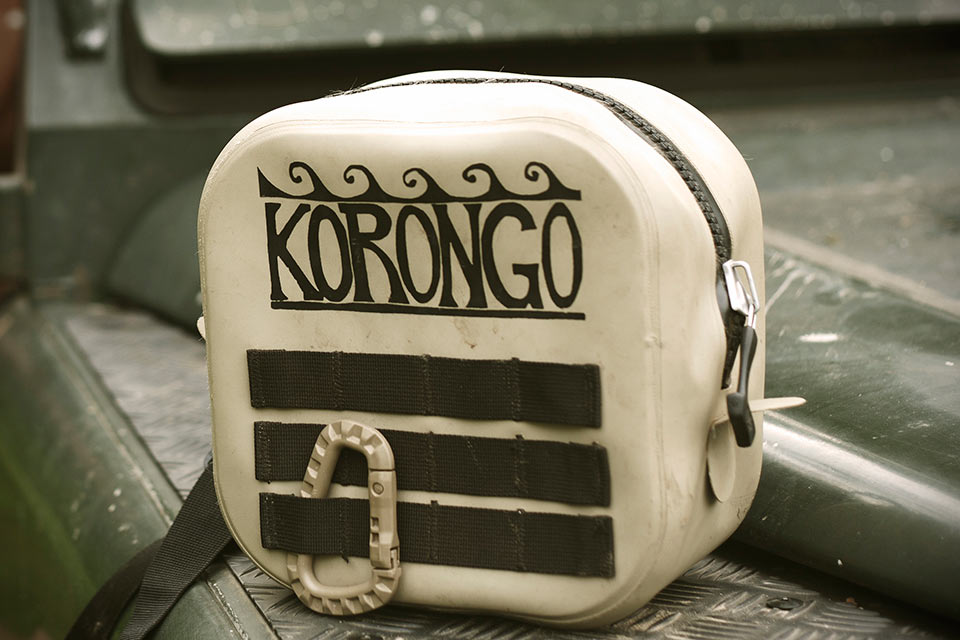 Водонепроницаемая минисумка Korongo Waterproof Pack для экстрима