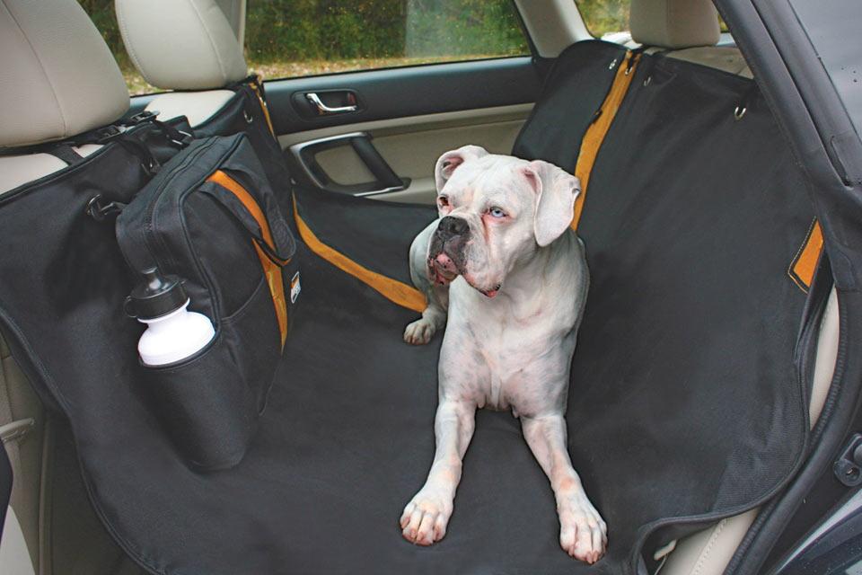 Автомобильный чехол для собак Kurgo Wander Hammock