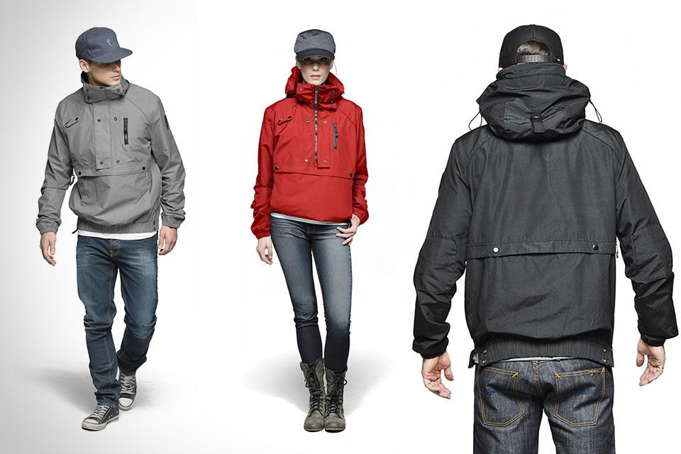 Универсальная куртка с полиуретановым покрытием Nobis Anorak