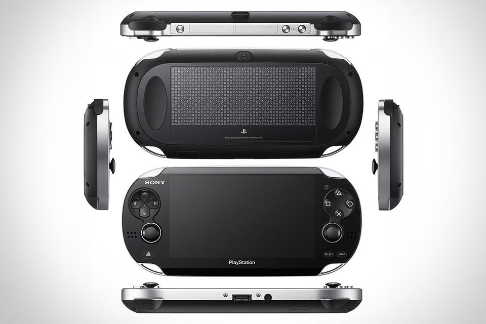 Самая крутая портативная консоль Sony PlayStation Vita