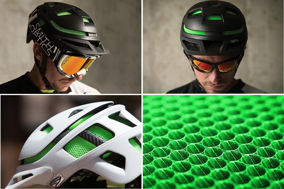 Технологичный велошлем Smith Forefront