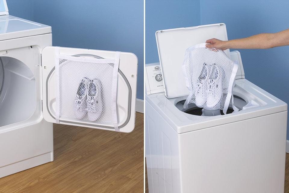 Сумка для стирки кроссовок Sneaker Wash Bag