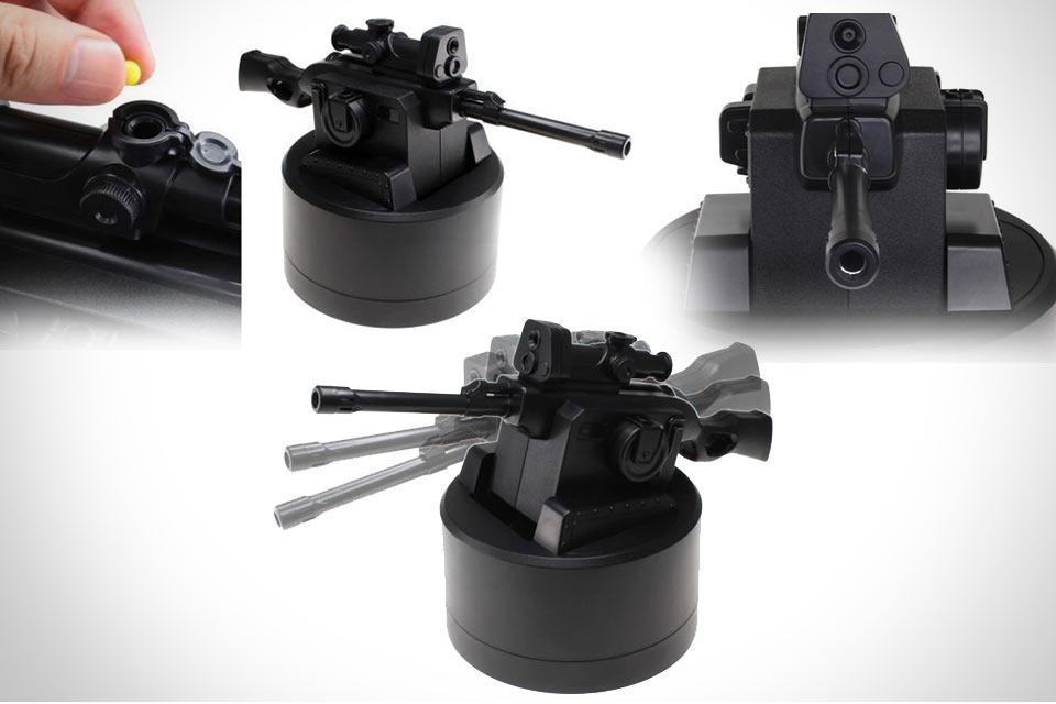 Подключаемая к ПК снайперская винтовка BB Sniper Rifle